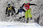 Snowboard FIS World Cup Gastein - účastníci závodu