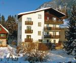 Rakouský hotel Tauernblick v zimě